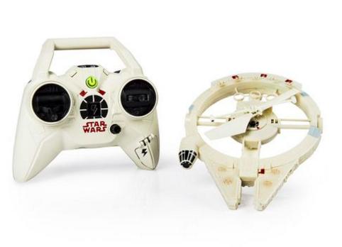 Star Wars Air Hogs Millennium Falcon