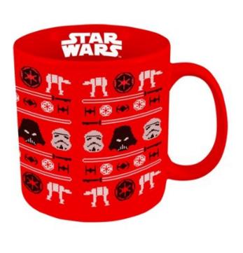 Star Wars Ugly Sweater Mug