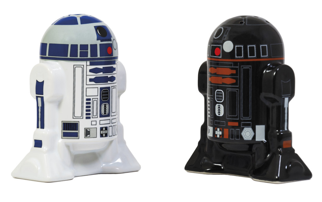 Star Wars Salt N Pepper Shakers