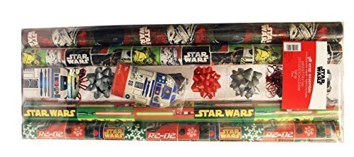 Star Wars Wrapping Paper