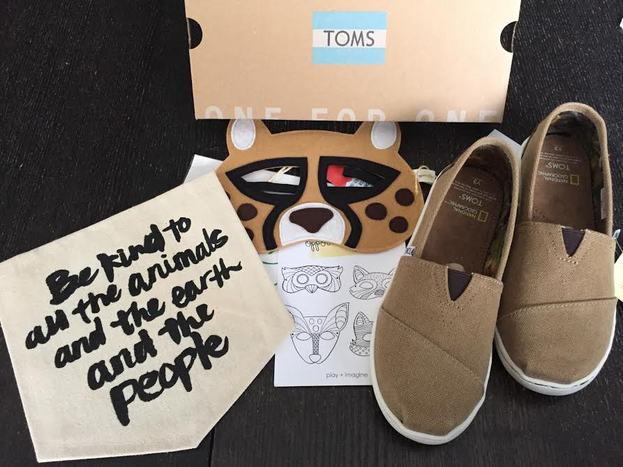 TOMS Shoes for Zacharie
