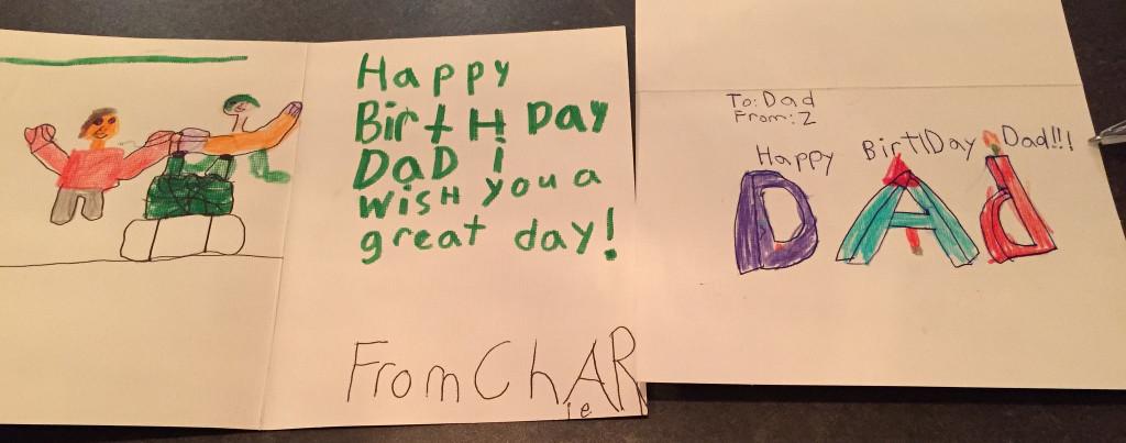 Daddy Birthday Cards