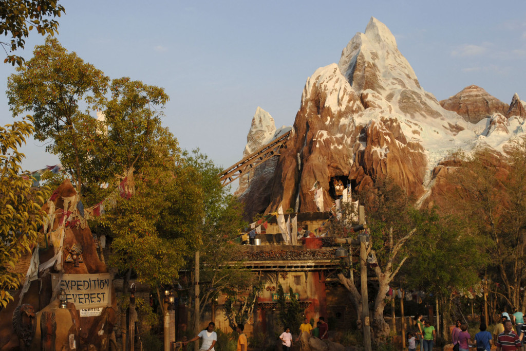 Expedition Everest at Disney Animal Kingdom