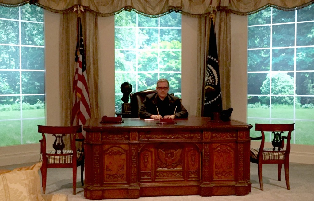 White House set of House of Cards