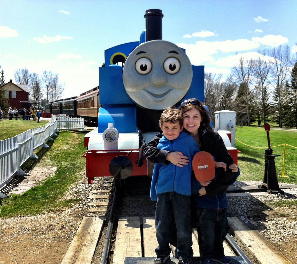 Day Out With Thomas Heritage Park
