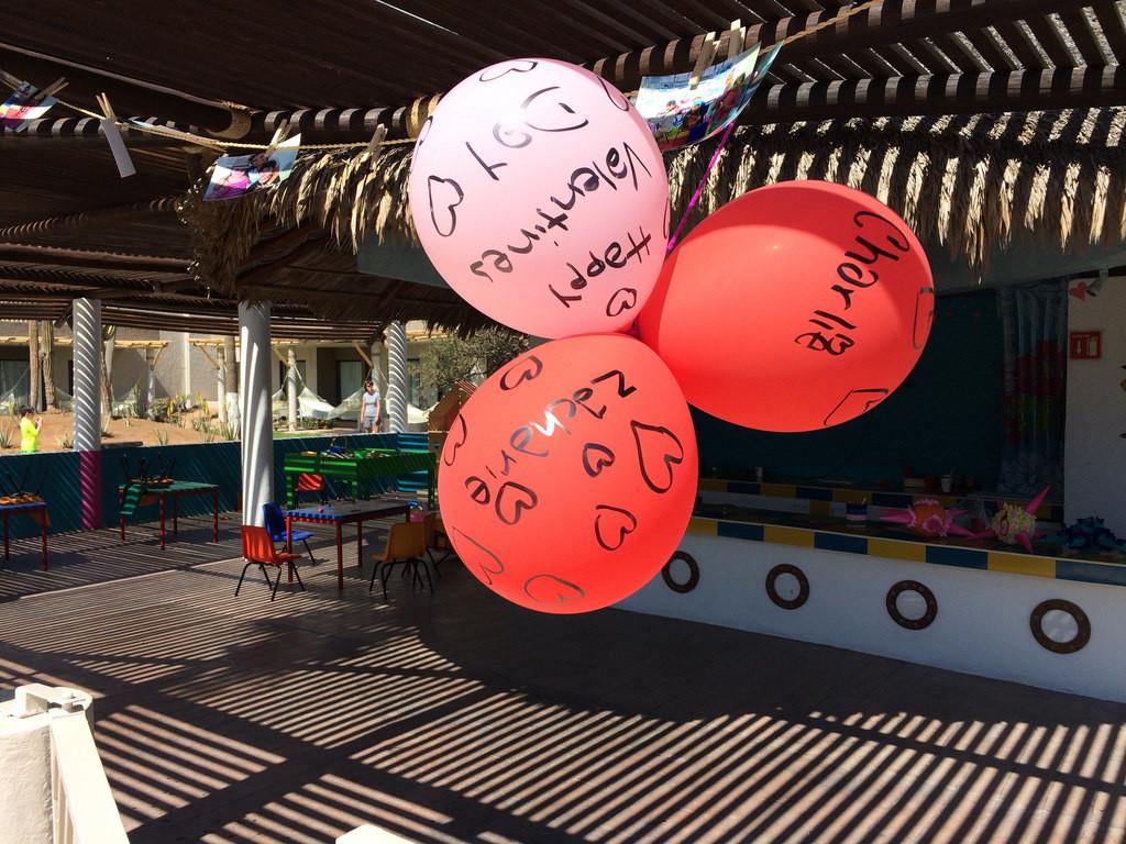 Valentine's Balloons