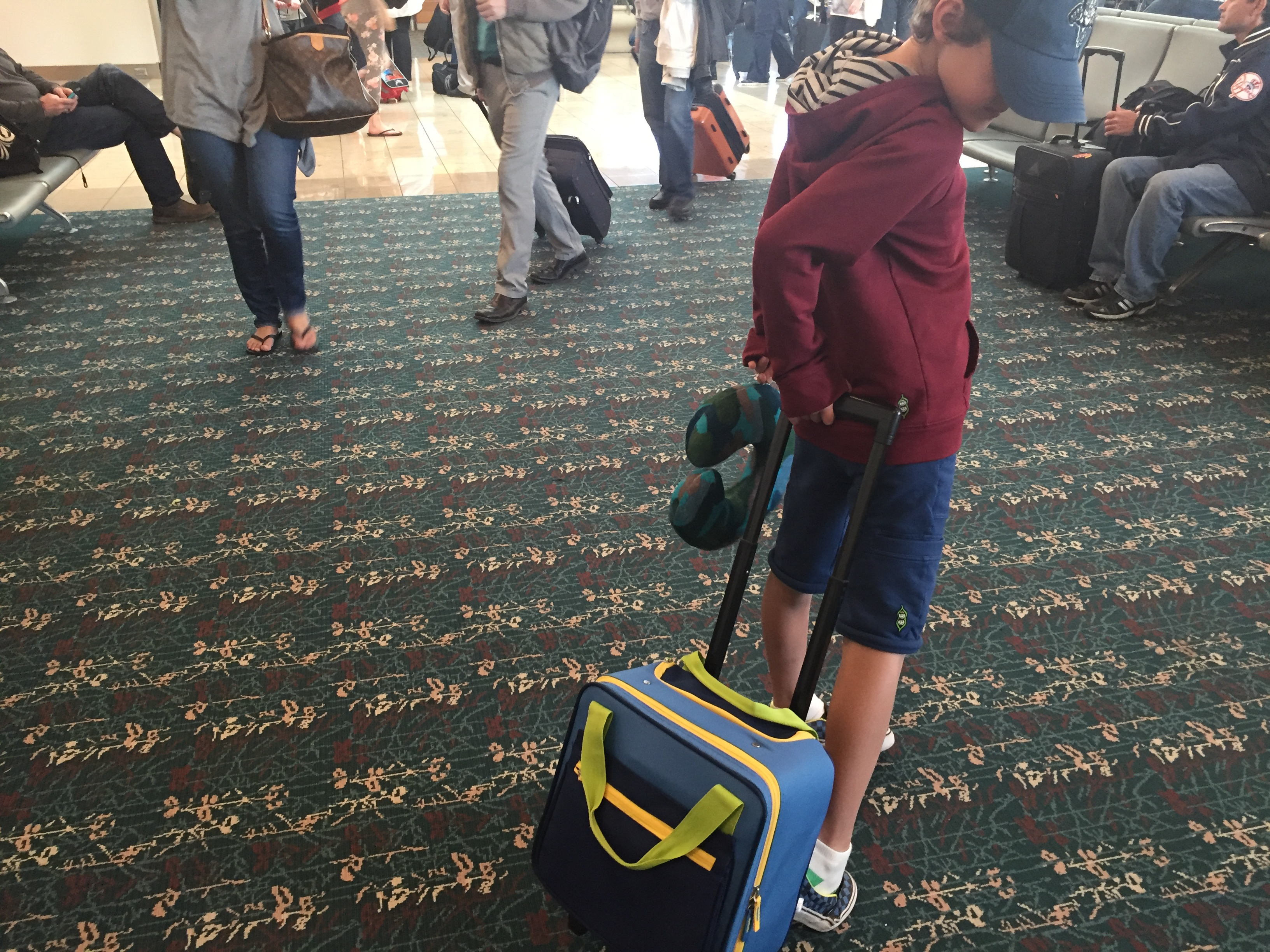 Cozy Clothes For Traveling With Kids