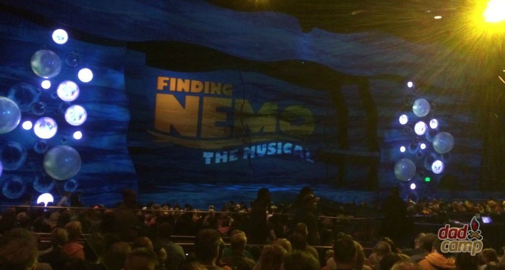 Finding Nemo at Disney's Animal Kingdom