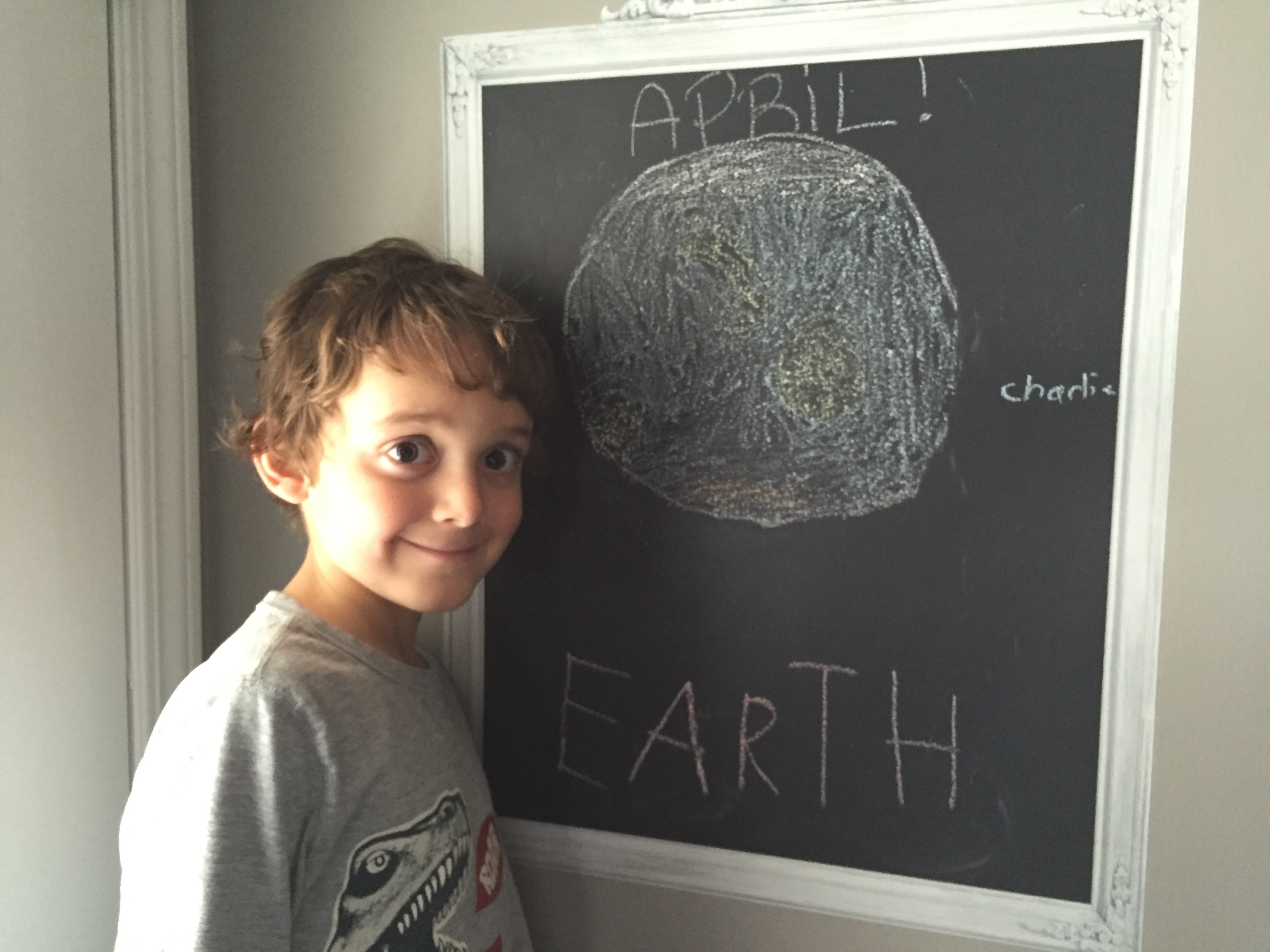 Charlie Earth Day
