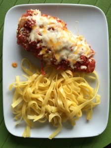 Charlie's Chicken Parm