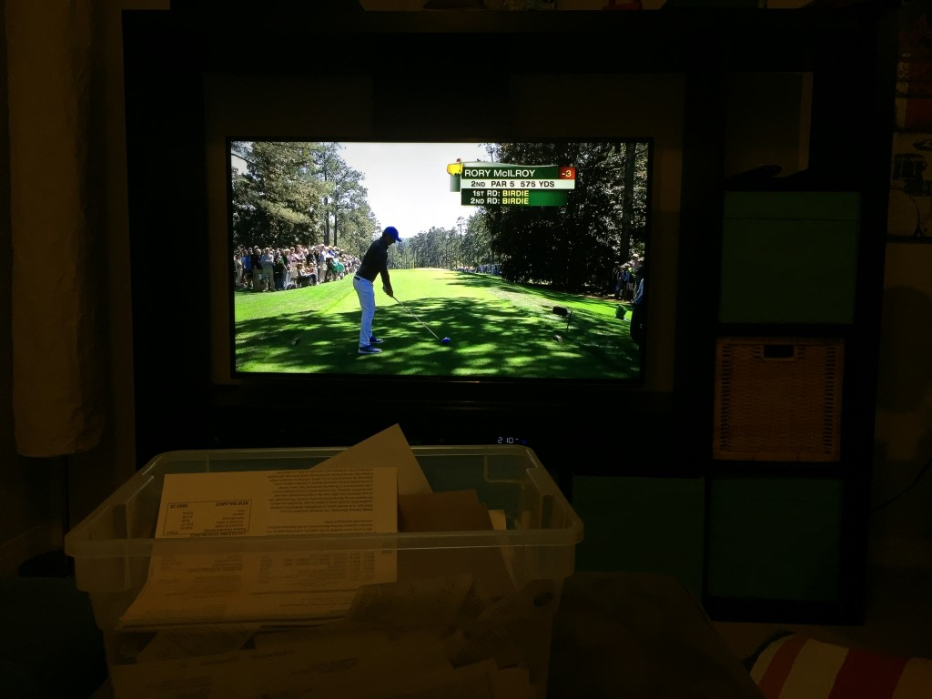 My Masters Tradition: Golf and Taxes