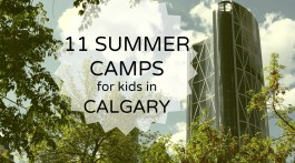 Summer Camps in Calgary