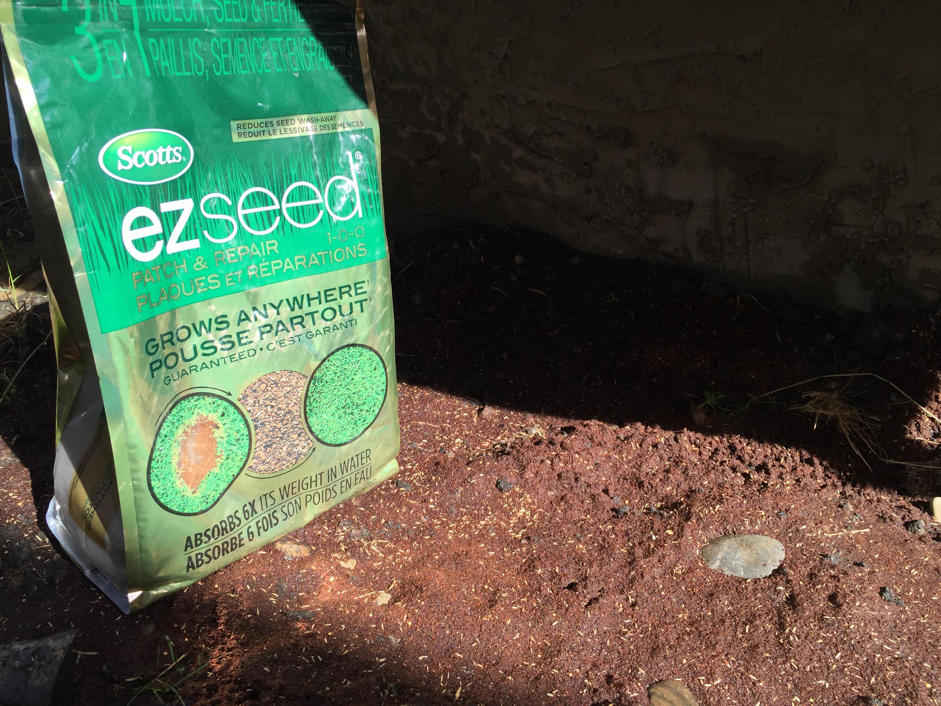 Scotts EZ Seed