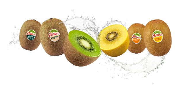 Zespri Green and SunGold