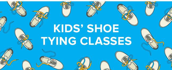 shoe tying classes