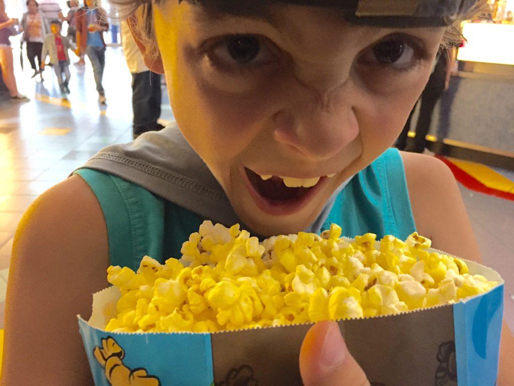 zacharie popcorn