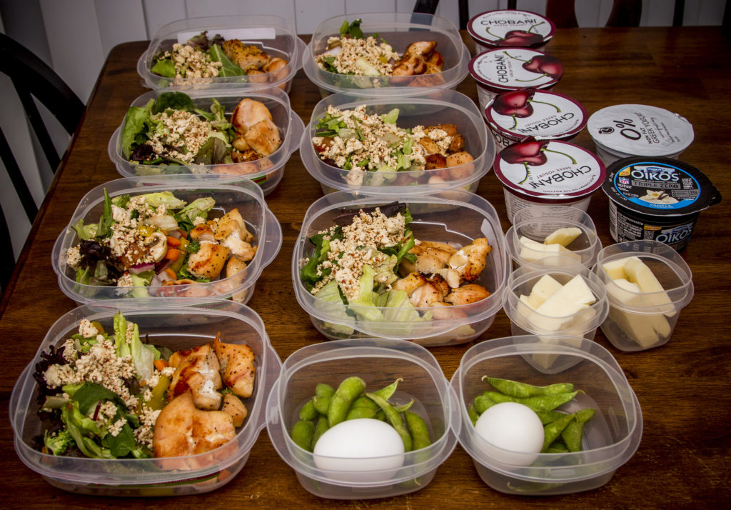 meal prep meal planning