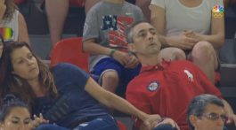 Lynn and Rick Raisman exemplify the spirit of Olympic parents
