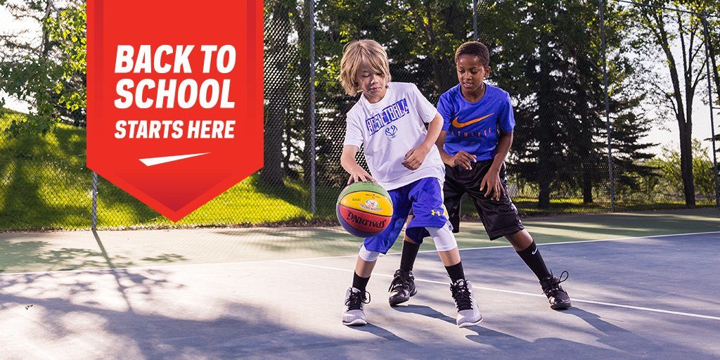 Sport Chek Back to School