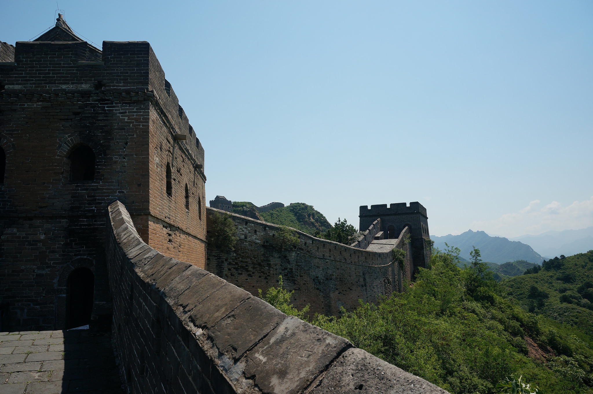 Great Wall of China by Andrew Smith on Flickr