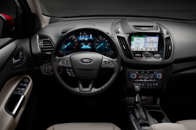2017-Ford-Escape-Titanium-interior-