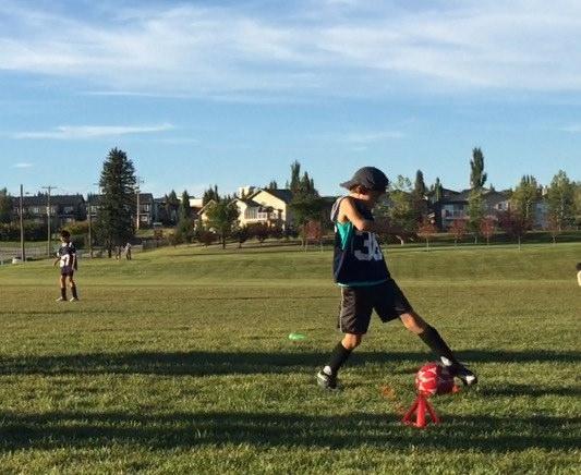 zacharie soccer tryout