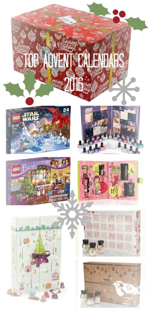 Top 2016 Advent Calendars