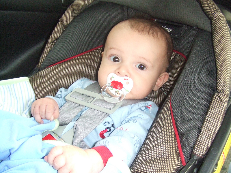 zacharie car seat