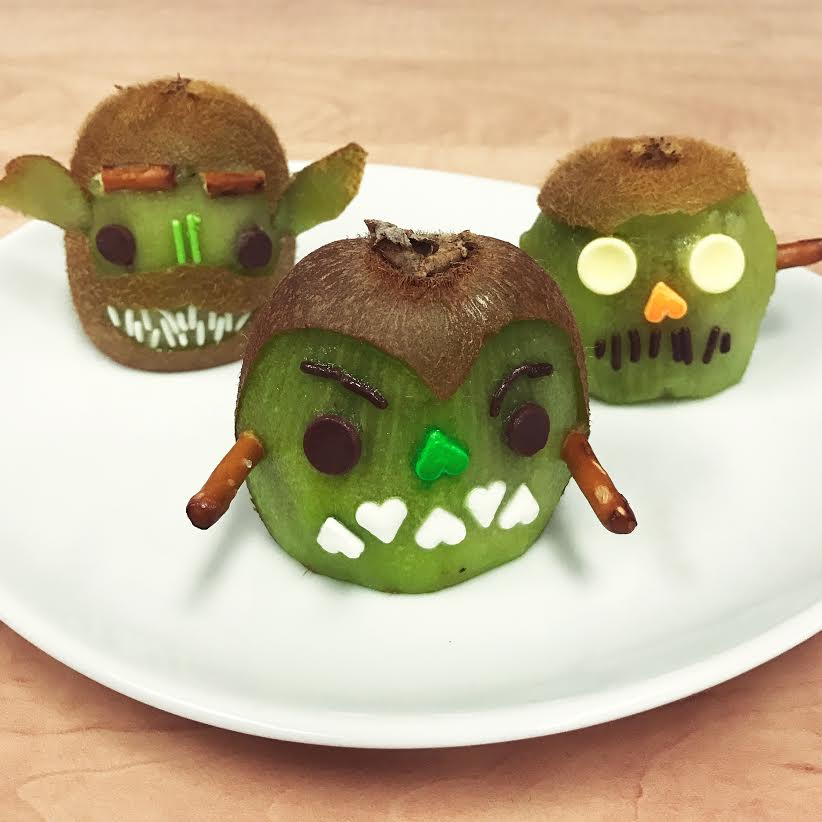 kiwi carvings