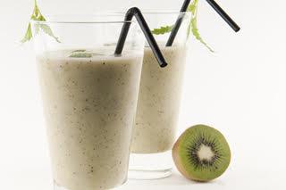 kiwi slime drink