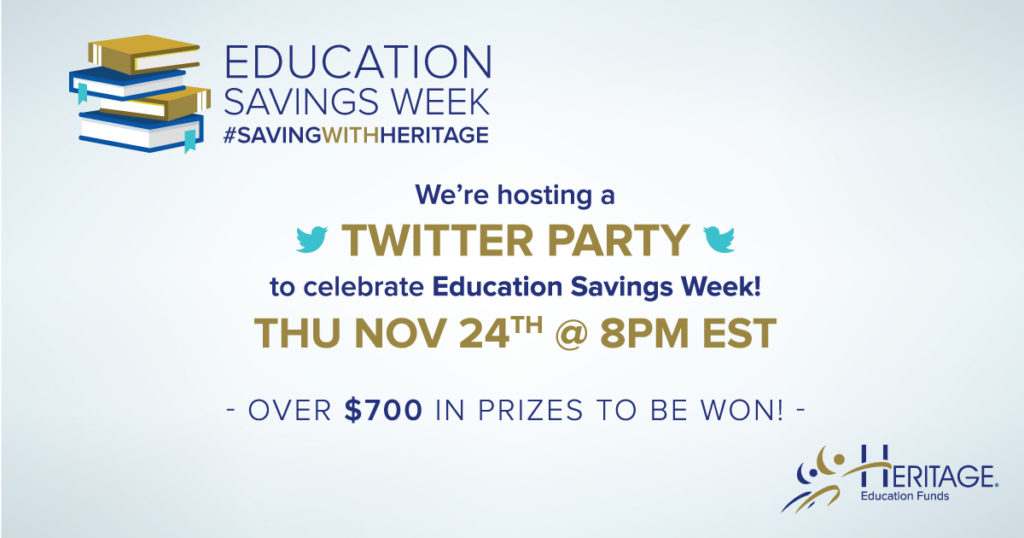 Edcuation Savings Week