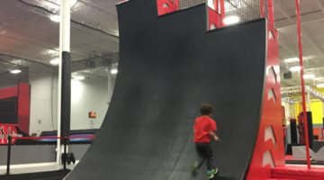 Charlie Warped Wall