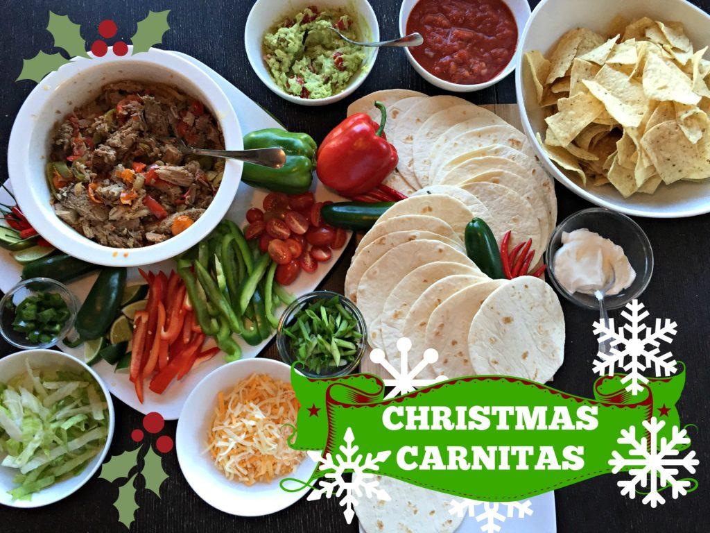 Christmas Carnitas
