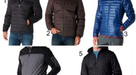 Winter Puffer Jackets at Mark's