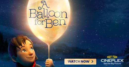 A Balloon For Ben