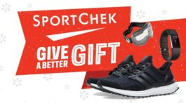 Sport Chek Give A Better Gift
