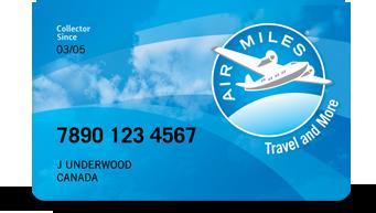 airmiles-card