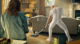 Mr Clean Super Bowl
