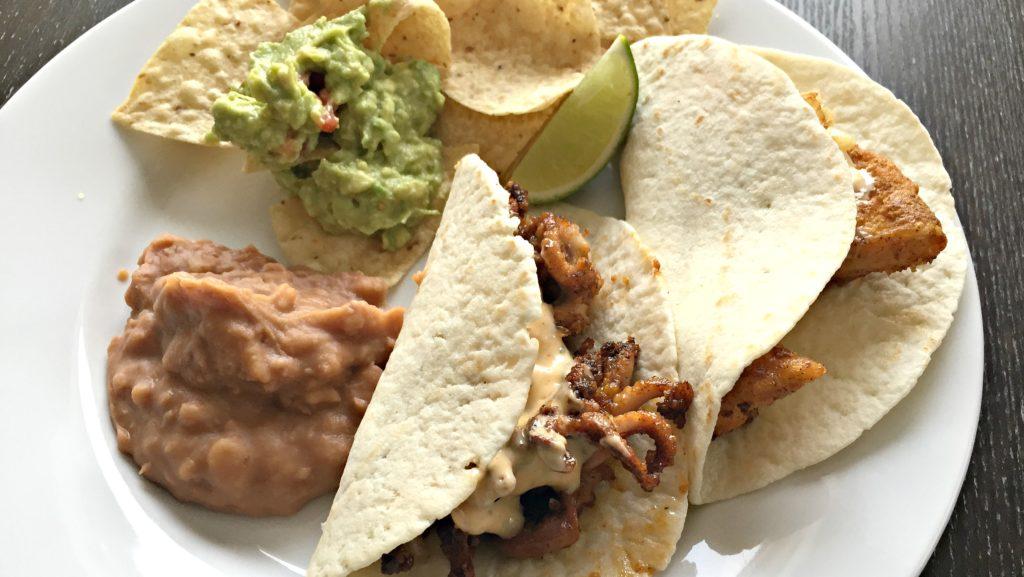 taco plating
