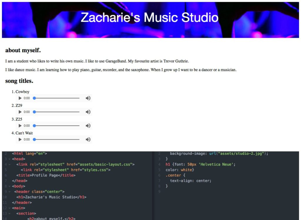 zacharie website