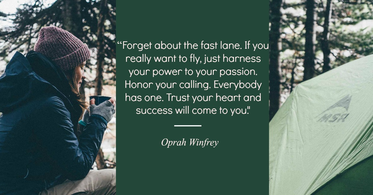 Oprah Winfrey Graduation Speech