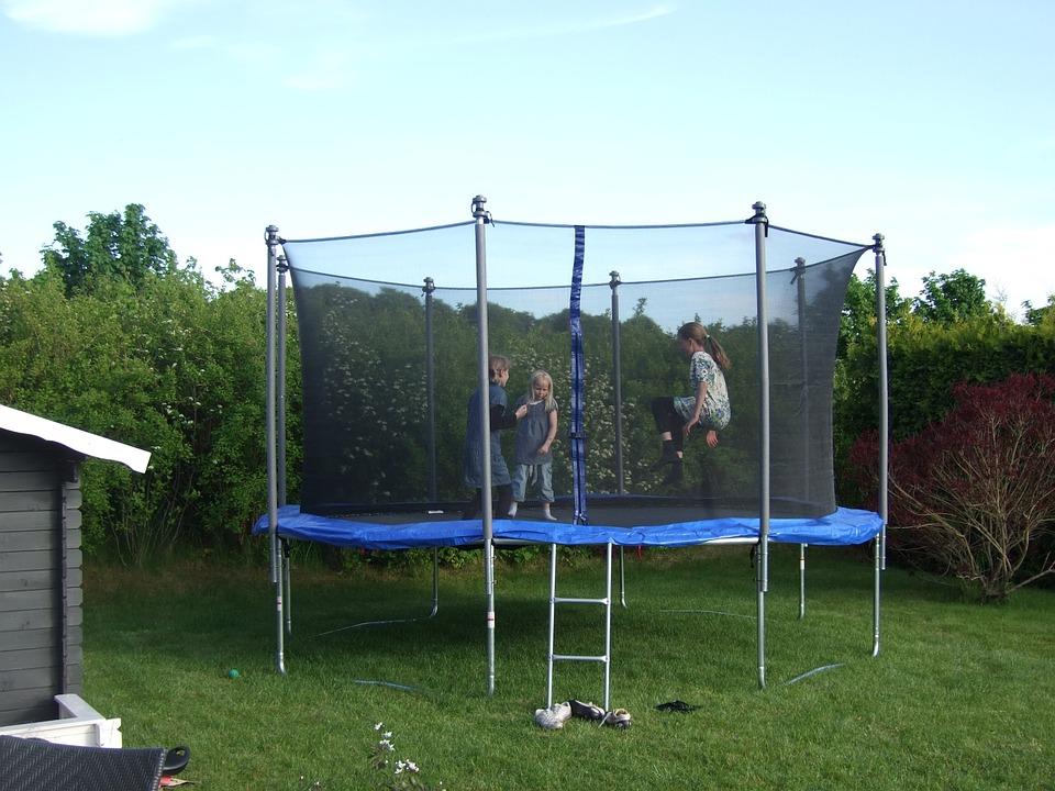 trampoline ugly