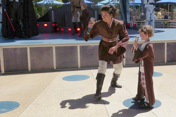 Jedi Academy Zacharie