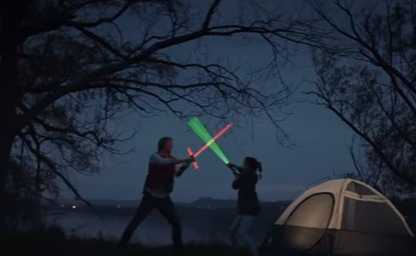 I Am Your Father's Day video still