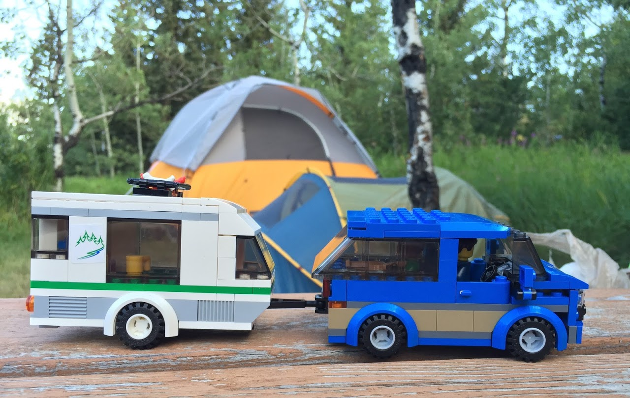 LEGO Camping