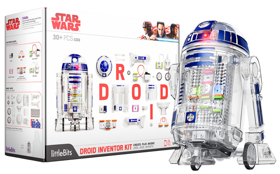 droid inventor kit littlebits