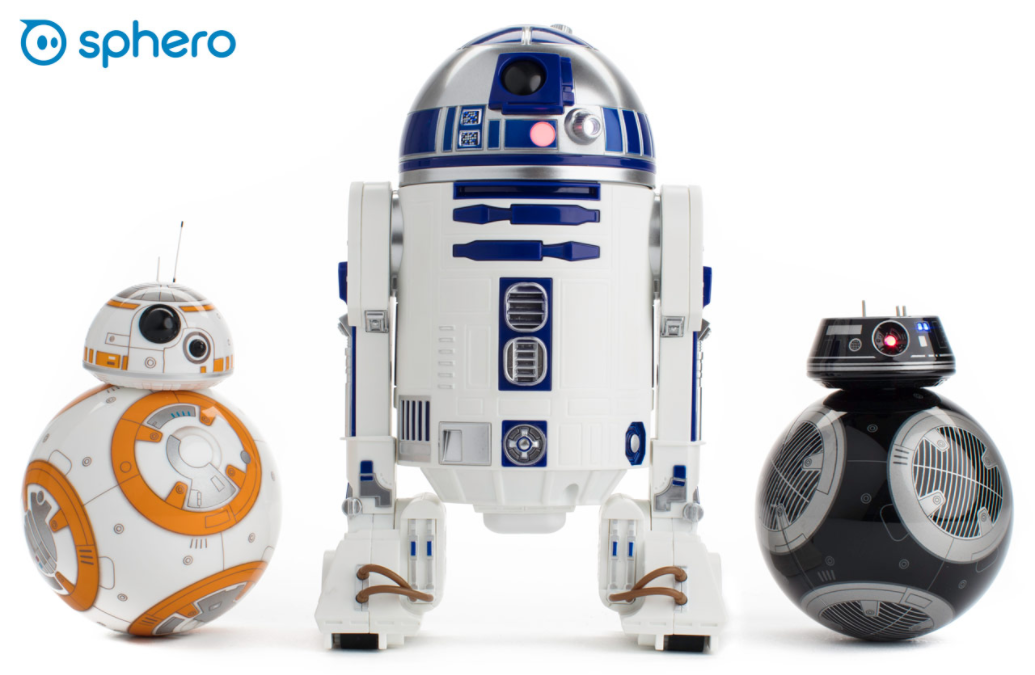 app enabled droids sphero
