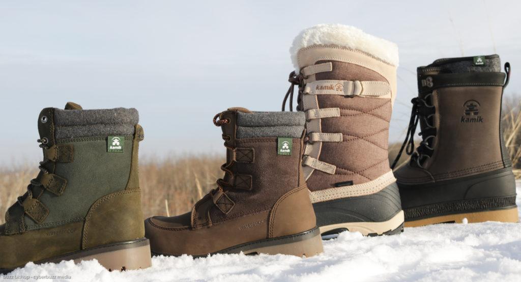 Kamik family boots