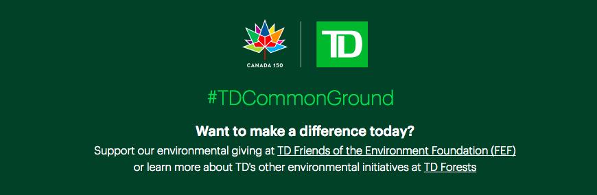 TD Common Ground
